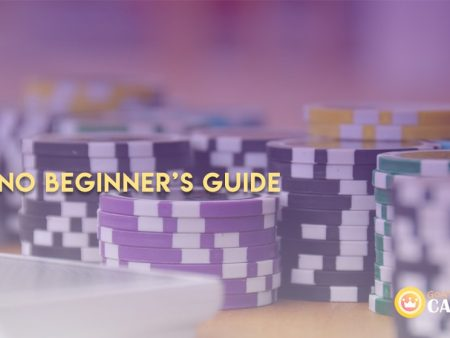 Casino Beginners Guide – Maximising Your Online Casino Experience